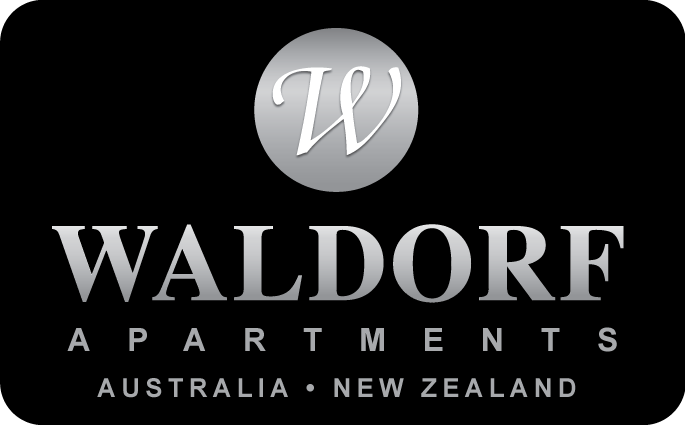 Waldorf Apartments Logo
