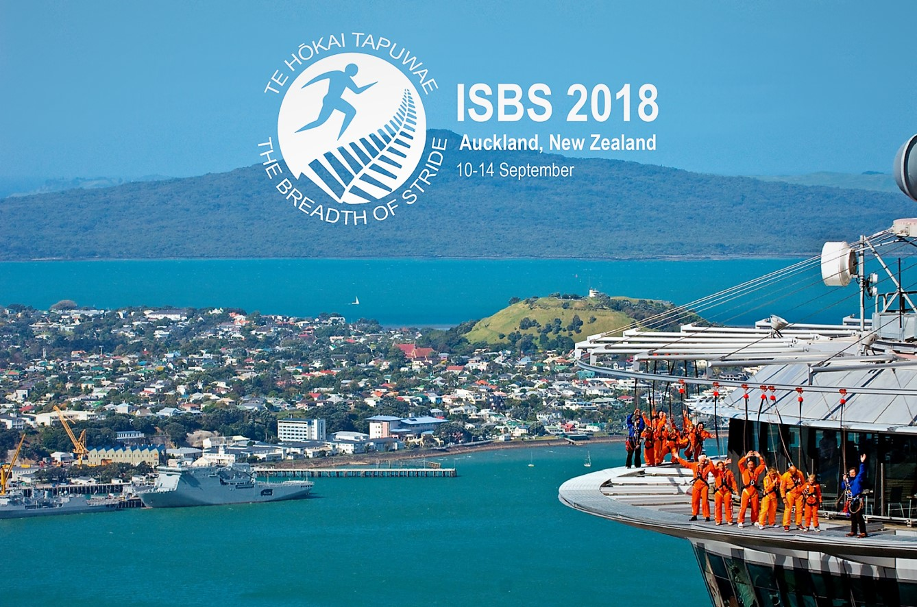 ISBS 2018 in Auckland - 10-14 September 2018