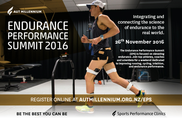 Endurance and Performance Summit 2016 - Flier